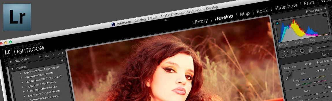 Curso de Photoshop Lightroom